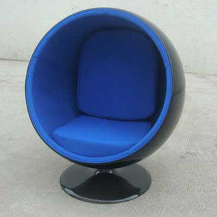 Stylish Glass And Steel Space Egg Chair Bubble Chair Recliner Chair  Soundproof Hotel Sofa Beanbag Chairs