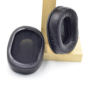 Image 5 - Defean Genuine Leather ear pads cushion for Audio Technica ATH MSR7 MSR 7 Headphones