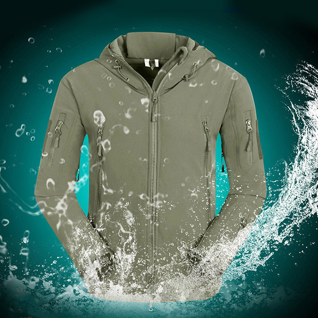 2016 Brand Good Softshell Jacket Men Outdoor Waterproof Jacket ...