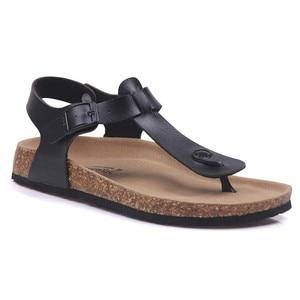Image 4 - COSMAGIC Fashion Cork Sandals 2020 New Women Summer Buckle Strap Solid Non slip Beach Sandalias Shoe