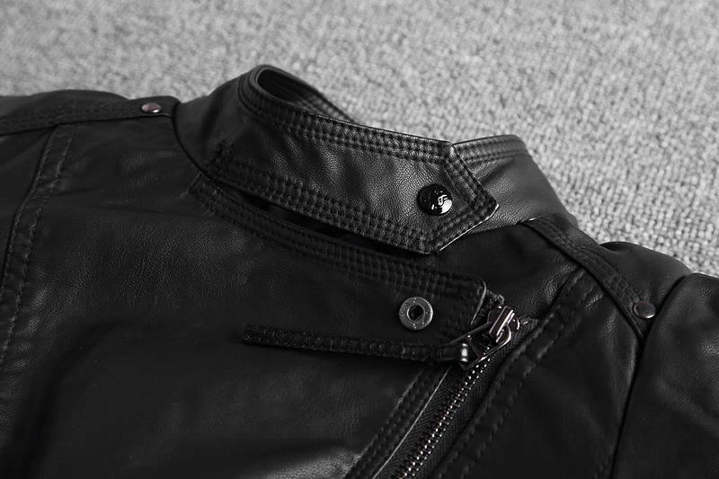 Nouveau Vestes 2018 Chaude Printemps Black Cuir Souple Lady Automne Mode Noir Femmes À Survêtement Biker Fermetures Moto Faux Glissière Manteaux Vente zrHpdH