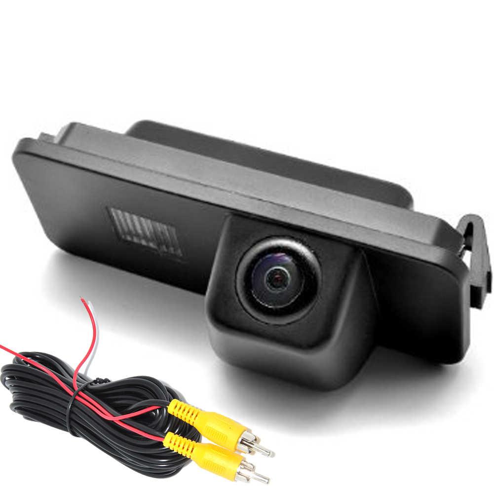 Автомобильная камера заднего вида для VW GOLF V GOLF 5 SCIROCCO EOS LUPO PASSAT CC POLO (2 клетки) PHAETON BEETLE SEAT VARIANT