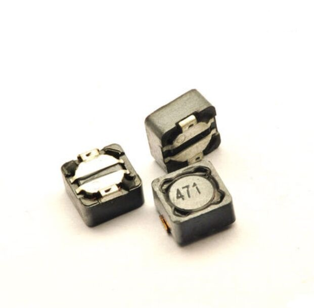 10pcs/lot 7*7*4 470UH SMT SMD Patch Shielding Power Inductors M91 471 Electronic Components Free Shipping Russia
