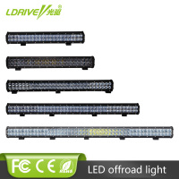 1PCS Off Road 12V 24V 210W 240W 300W 390W 480W LED Light Bar 20 23 28