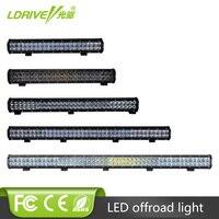 1PCS Off Road 12V 24V 210W 240W 300W 390W 480W LED Light Bar 20 23 28