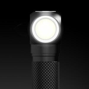 Image 5 - مصباح أمامي من NITECORE طراز HC33 بمقياس 1800 لومن CREE XHP35 عالي الجودة ومضاد للماء للتخييم مصباح يدوي للسفر والصيد الشحن مجانًا