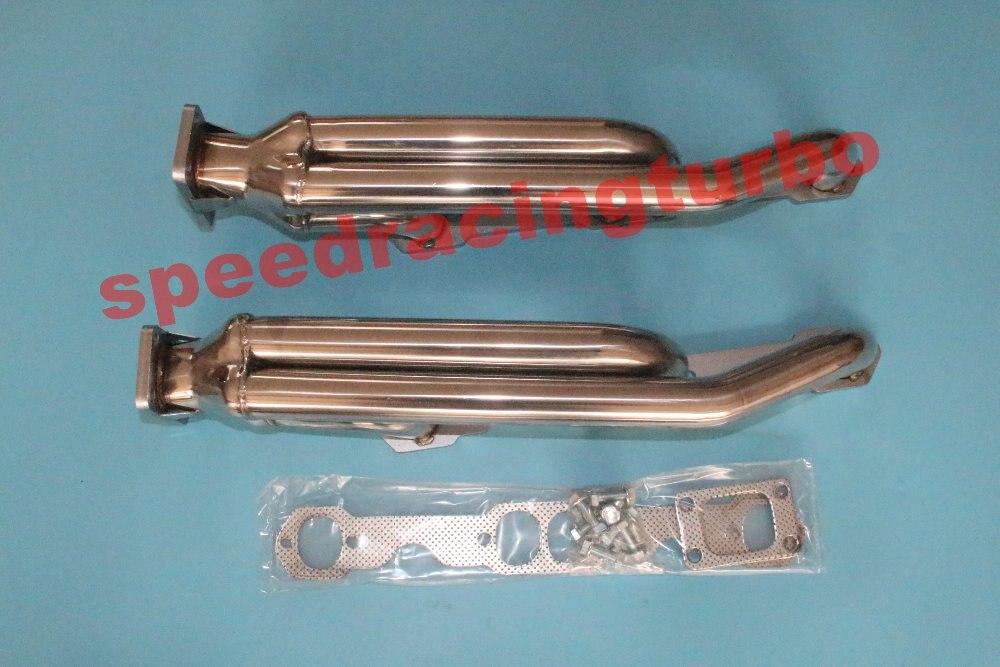 Выпускной коллектор для chevy camaro sbc 283 305 327 350 400 v8 t3 twin турбо Выхлопной Коллектор