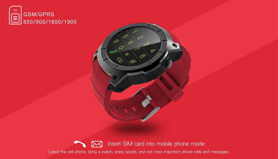 Makibes G05 GPS Smart Watch (3)