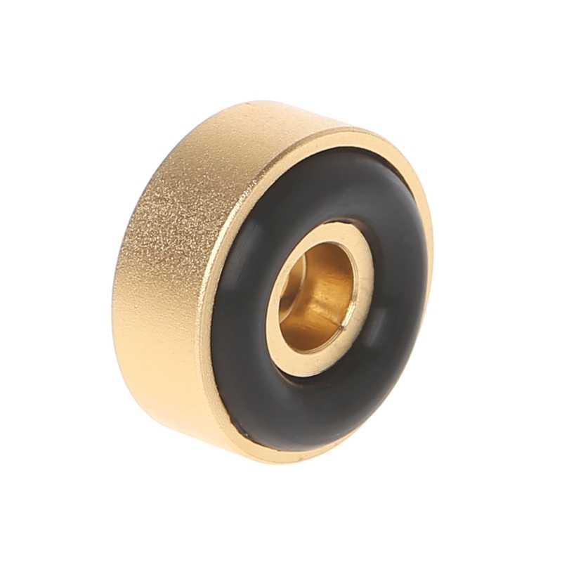 Акустические шипы усилитель алюминиевый коврик для ног машина декодер DAC аудио динамик компьютерный корпус шок