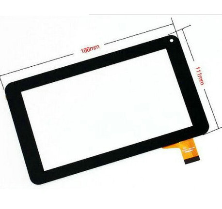 New touch Screen For 7 Leotec L-Pad Pulsar Q Letab720 Tablet Touch panel Digitizer Glass Sensor Replacement Free Shipping