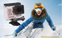 4 K 30fps SJCAM SJ7 Star Экшн камера WiFi Водонепроницаемая подводная спортивная камера для дайвинга HD 1080 P открытый шлем экшн Цифровая видеокамера