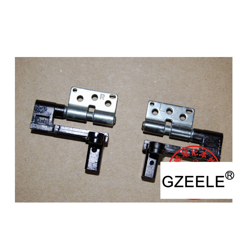 GZEELE new Laptop LCD Hinge For Acer for Travelmate 7520 7520G 7720 7720G for extensa 5220 5420 5620 5720 5620g Left&Right Hinge new original for epson ds6500 ds7500 ds5500 hinge right hinge assy free stop