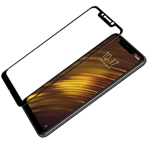 Image 2 - Pocophone F1 Glass Nillkin CP+ 2.5D Full Cover Screen Protector For Xiaomi Pocophone F1 Tempered Glass