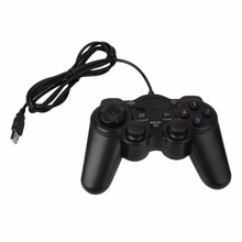 Gasky Wired USB Gamepad Joystick Joypad Game Controller For PC Laptop Computer For Win7/8/10 XP/Vista Gamer Kids Gift