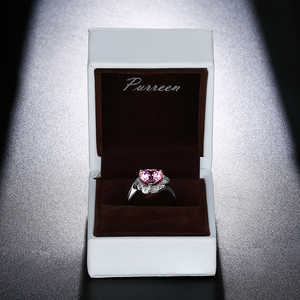 Image 5 - Sailor moon 25th aniversário princesa serenidade tsukino usagi 925 prata esterlina amante coração anel de noivado
