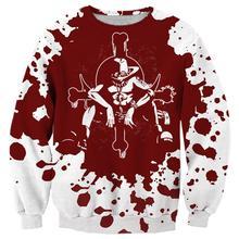 Portgas D. Ace 3D print Sweatshirt Pullover