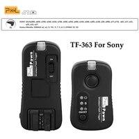Pixel TF 363 For Sony A350 A33 A55 A57 A65 A77II A99 A67 A35 A37 A580 A900 A200 A300 A450 A560 A700 A850 Wireless Flash Trigger