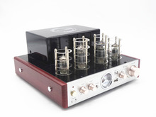 TIANCOOLKEI DIY-10D Hifi 2.0 Amplifier USB/Home Audio tube amp 50W*2 220v amplificador bluetooth vacuum tube amplifier