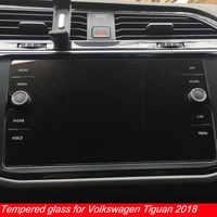 8 pollici per Volkswagen Tiguan Atlas 2018 2019 Vetro Temperato Protezione Dello Schermo di Navigazione Per Auto Touch Display LCD Pellicola Della Protezione