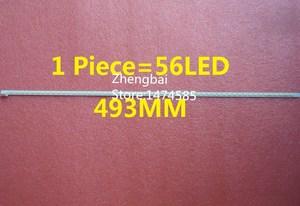 Image 1 - חדש 40PFL5007T 40PFL5007T 40 שמאל 40PFL5527T LJ64 03501A LJ64 03514A LED תאורה אחורית רצועת STS400A75 56LED REV.1 STS400A64 56LED