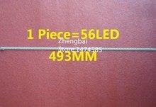 Nuevo 40PFL5007T 40PFL5007T 40 izquierda 40PFL5527T LJ64 03501A LJ64 03514A tira de LED para iluminación trasera STS400A75 56LED REV.1