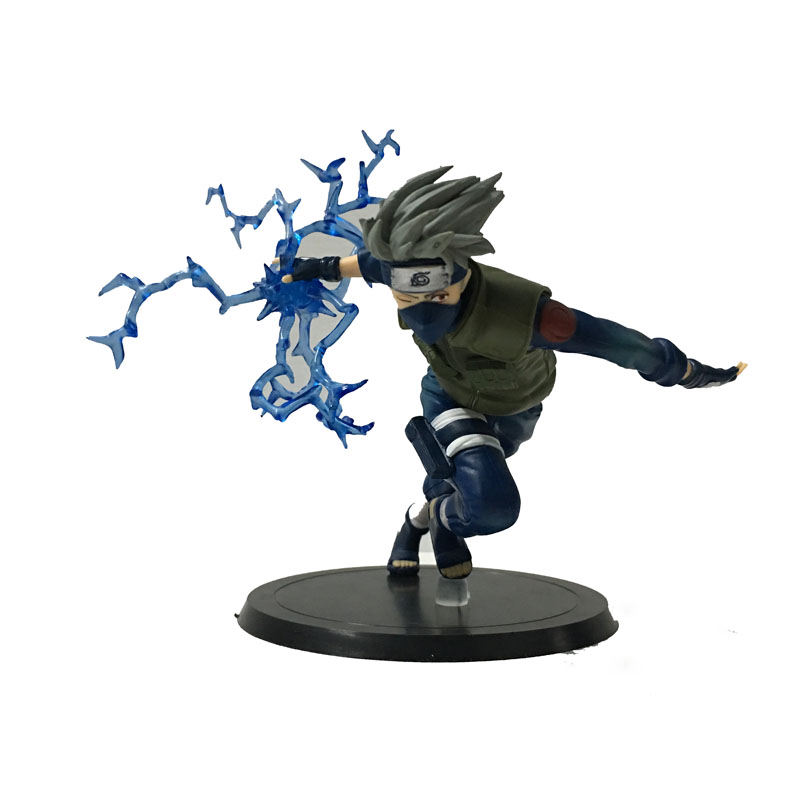 Naruto Kakashi 16cm action Figure Anime Kakashi hatake Rachel PVC Decoration Accessories Gift Model Toy anime naruto brinquedos action