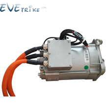 цена на High quality electric motors IP66 Waterproof 3-25KW power for all Electric vehicle and 3wheel tricycles ejeepney electric vans