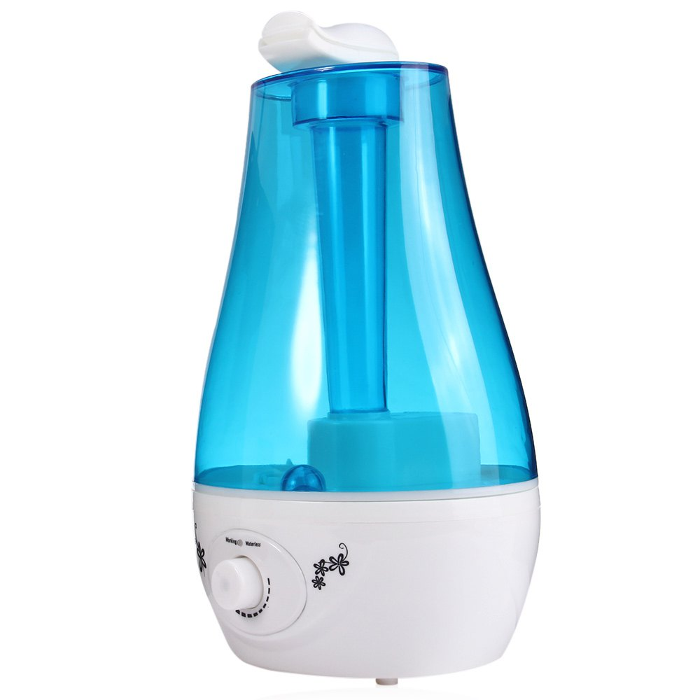 Ultrasonic Oil Diffuser ~ Large capacity ultrasonic humidifier essential oil