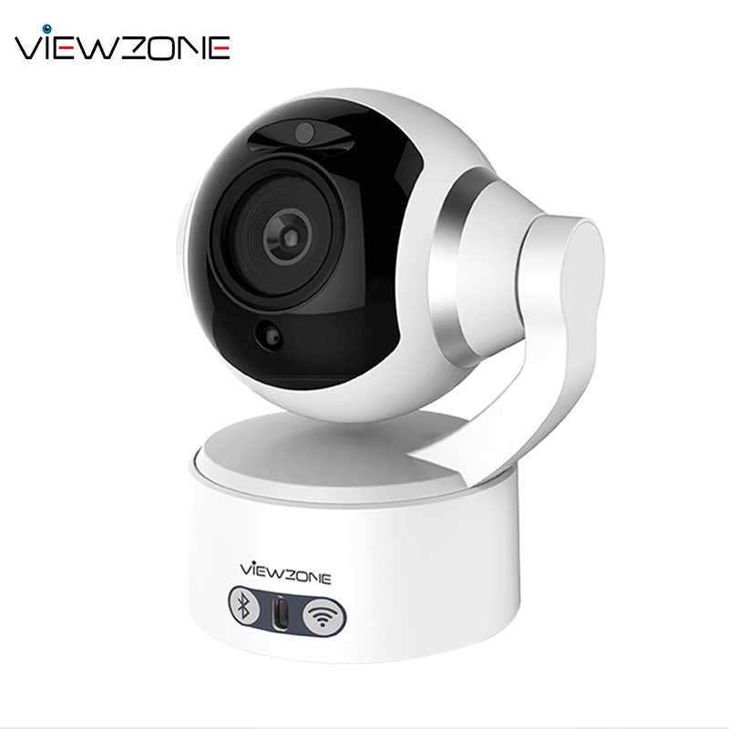 Viewzone 1080P Full HD Mini Wireless Wifi Camera Security IP CCTV Camera with bluetooth Speaker Smart IR CUT Night Vision Camera цена