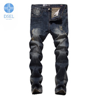 2017 Autumn Winter Newly Mens Jeans Fashion Designer Ripped Jeans For Men Casuan Pants Dsel Men