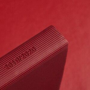 Image 3 - Agendy 2020 planer organizer notatnik i czasopisma A5 pamiętnik zeszyt tygodniowy miesięczny osobisty podręcznik podróży harmonogram notatnik