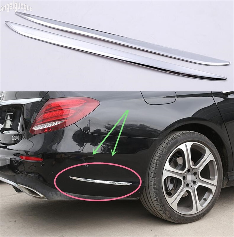 Angelguoguo ABS Chrome For Mercedes Benz E Class W213