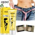 OEDO Hyaluronic Acid Ginseng Essence Weight Loss Cream Hand Leg Waist Fat Burning Effective Body Sculpting 40g