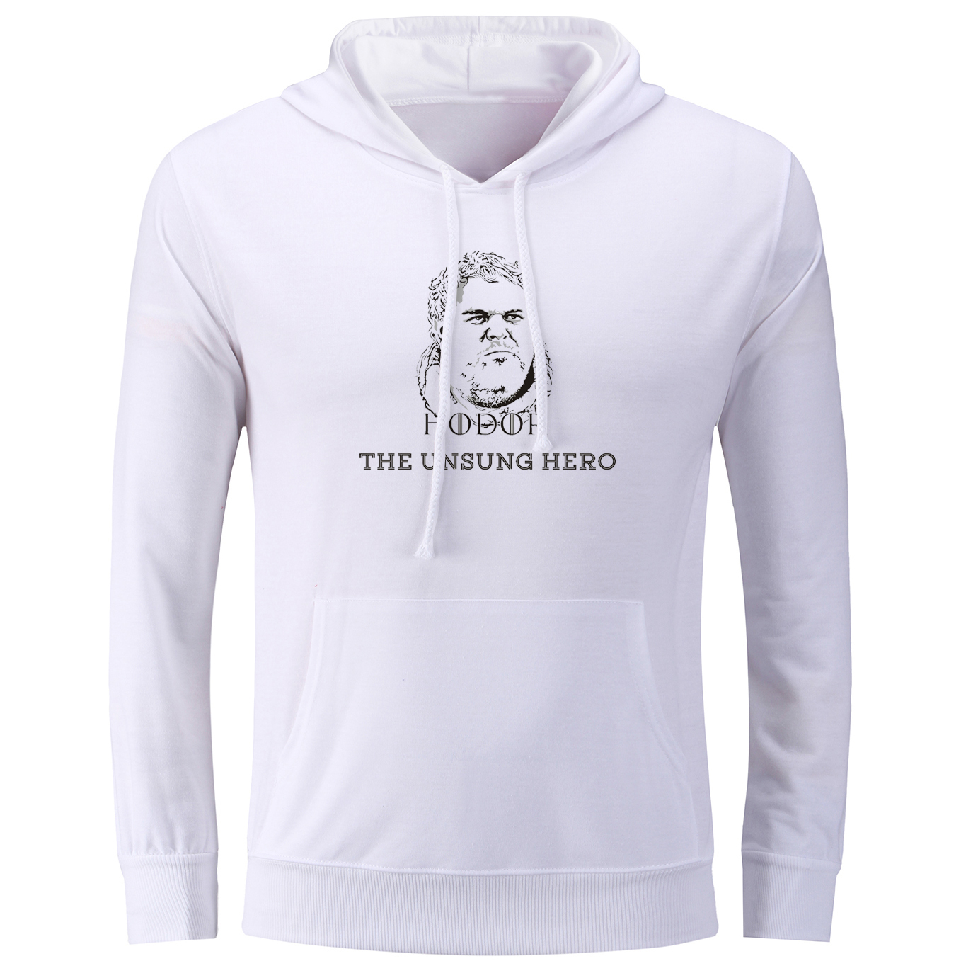 Imported From Abroad Game Of Thrones Hold Tlle Door Hodor Hoodies Men Women Boy Girl Sweatshirt Pullover Punk Jackets Holiday Tops Spring Autumn Coat Top Watermelons Men's Clothing