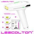 Новый оригинальный Lescolton T009 постоянный лазерный эпилятор IPL Удаление волос ipl эпилятор для депиляции всего тела использование IPL лазерный эп...