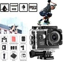 цена на G22 1080P HD Shooting Waterproof Digital Video Camera COMS Sensor Wide Angle Lens dropshipping