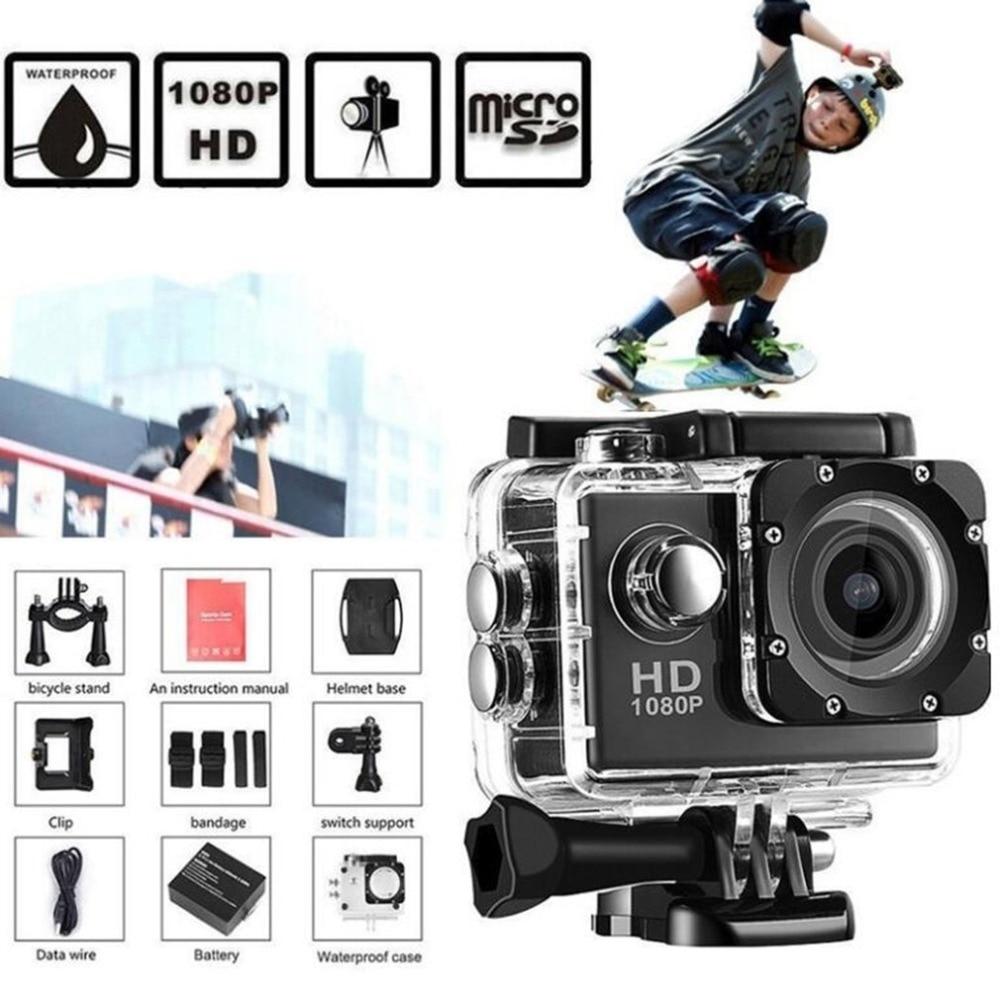 G22 Tiroteio HD 1080P Câmera de Vídeo Digital À Prova D' Água do Sensor COMS Lente Grande Angular dropshipping