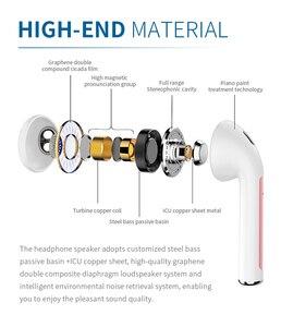 Image 5 - TWS 5.0 Bluetooth Earphones IPX5 Waterproof Headset наушники беспроводные Nouveau Wireless Headphones Bluetooth Earbuds V20