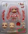 10cm Cute Kawaii Nendoroid Anime Hatsune Miku Sakura Miku figma 500#  PVC Action Figure Collectible Model Toy Doll