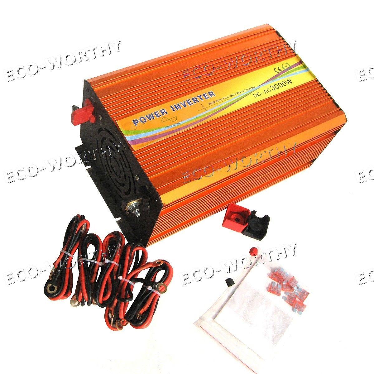 1.5KW 3KW 12V to 220V off Grid Inverter Charger Converter electricity supply панель декоративная awenta pet100 д вентилятора kw сатин