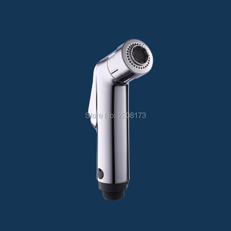 Smesiteli Promotions Retail High Quality Two Functions ABS Plastic Chrome Finish Bidet Shattaf Spray Toilet Shower Single Head