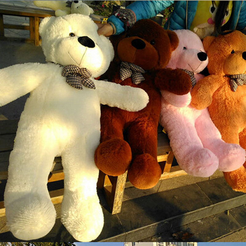1 piece 0.8m-stuffed Plush toys large size 80cm / teddy bear 80cm/big embrace doll /lovers/christmas gifts birthday gift