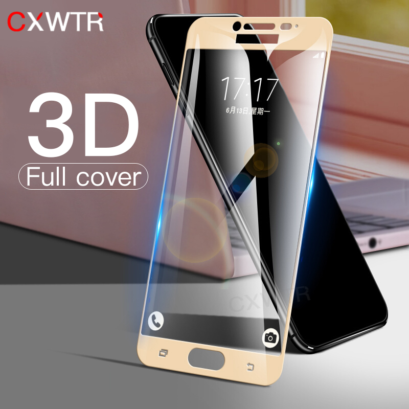 3D Full Cover Tempered Glass on the for Samsung Galaxy S7 S6 J3 J5 J7 A3 A5 A7 2017 2016 Screen Protector Film 9H Protective3D Full Cover Tempered Glass on the for Samsung Galaxy S7 S6 J3 J5 J7 A3 A5 A7 2017 2016 Screen Protector Film 9H Protective