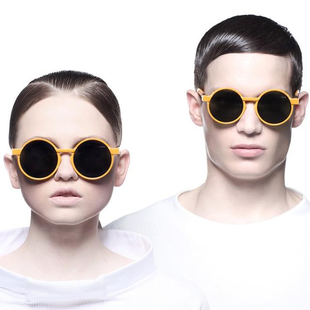 2049096bc9 Todays Offers High Quality Retro Flat Top Mirror Men Sunglasses Hipster  Round Glasses Women Oculos de sol masculino UV400
