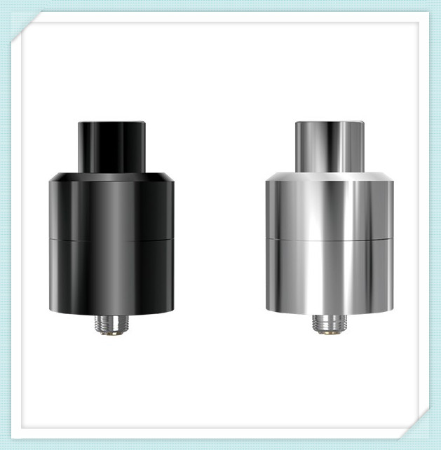Digiflavor LYNX RDA 2 ml e juice capacity 25 mm diameter features in bottom airflow control