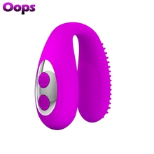 Powerful Oral Vibrating Clit USB Vibrator Waterproof  Oral Clit G Spot Massager Intimate Adult Sex Toys For Couple Adult Games