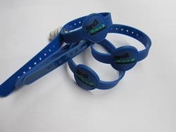 RFID armband manipulations-proof armbänder smart verbraucher tag access control tags neue spielplatz ISO15693 13,56 MHz
