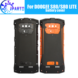 Image 1 - DOOGEE S80 Battery Cover Replacement 100% Original New Durable Back Case Mobile Phone Accessory for DOOGEE S80 LITE