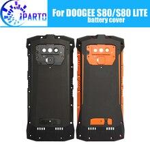 Doogee s80 bateria capa substituição 100% original novo durável caso de volta acessório do telefone móvel para doogee s80 lite