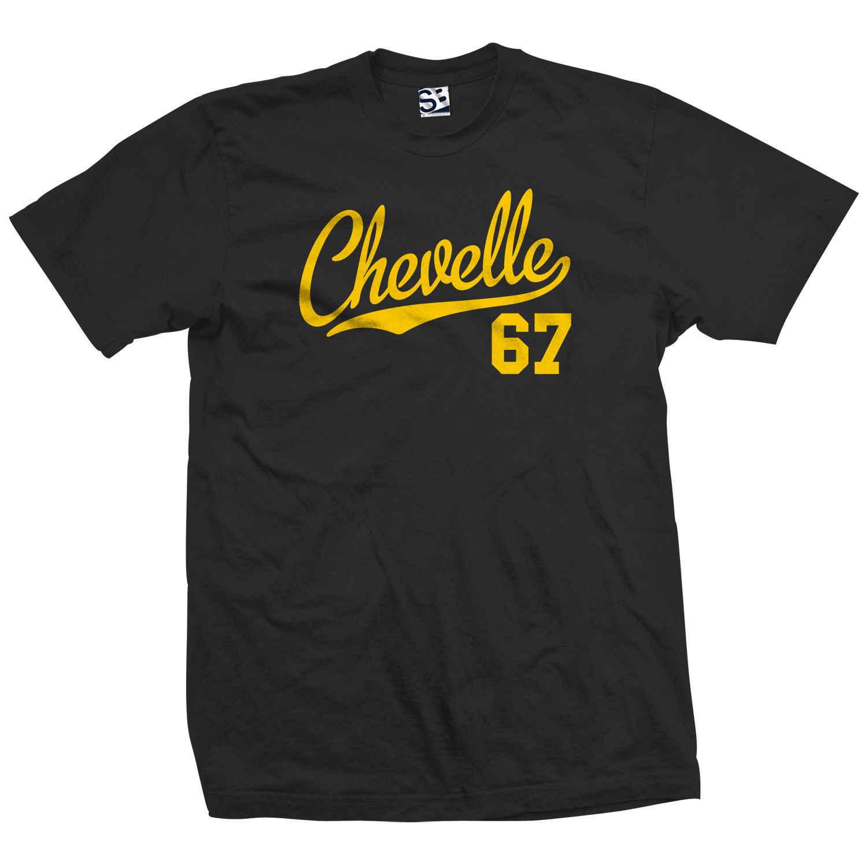 Chevelle 67 Script блузка с удлиненной спинкой-1967 Классическая мышечная Гоночная машина-все размеры и цвета